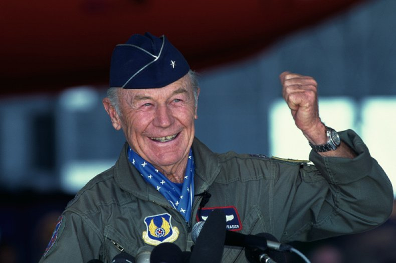 Chuck Yeager Famous Quotes