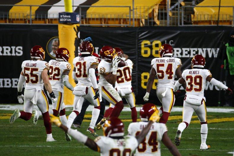 NFL, Washington Football Team