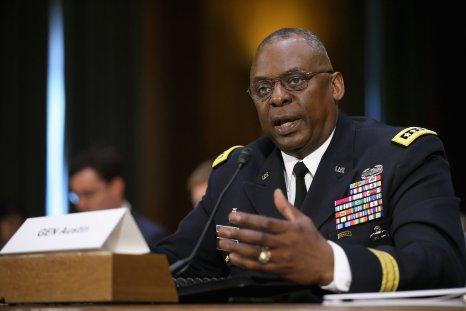 Lloyd Austin, ISIS, Senate, Biden, Pentagon, defense
