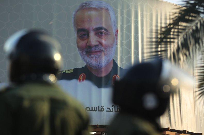 Iraq, iran, soleimani, war, trump, biden, fakhrizadeh