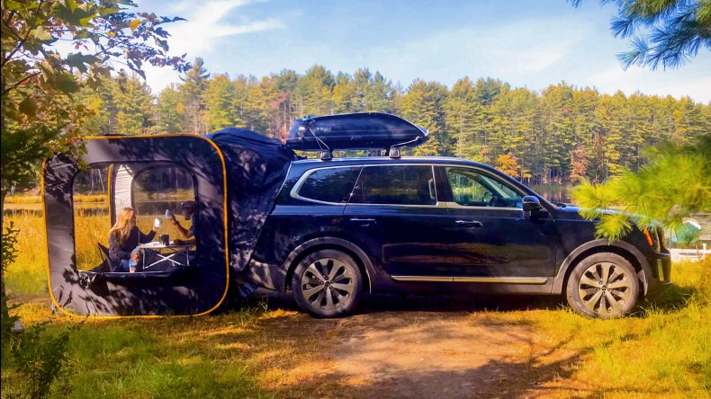 From SUV to Micro RV