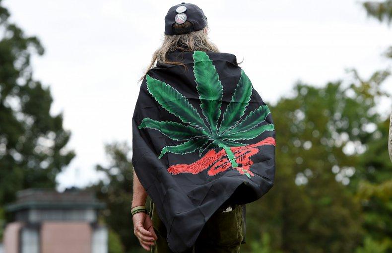 DCJM activist rally for cannabis reform 2019