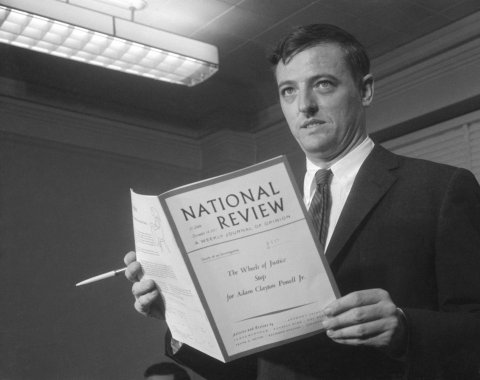William F. Buckley Jr., founder of National