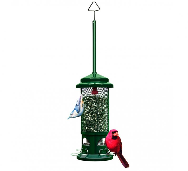 Best secret santa gifts bird feeder