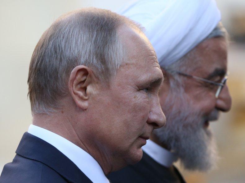 russia, putin, iran, rouhani, armenia