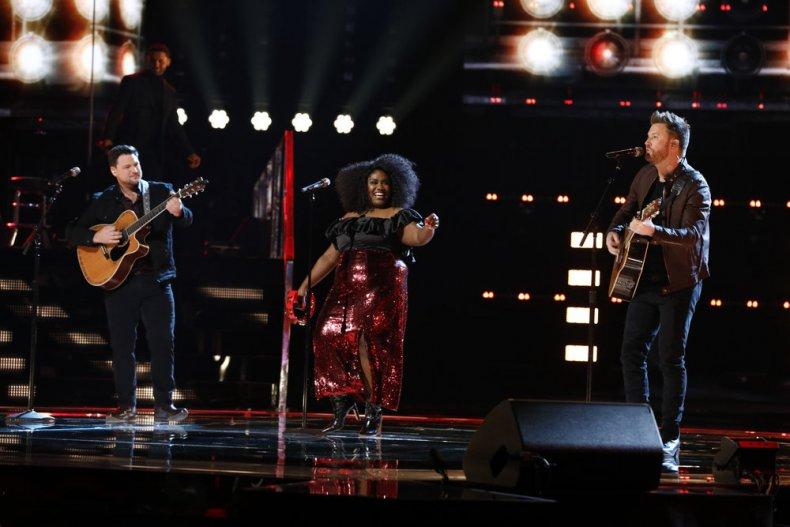 'The Voice' Season 19 Eliminations