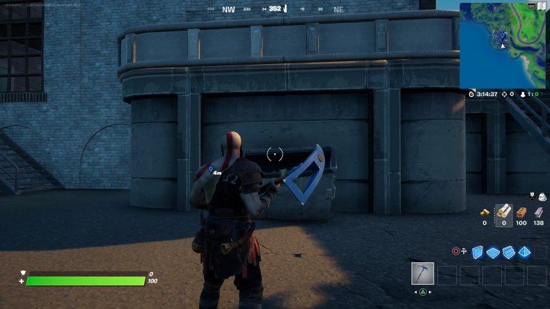 fortnite evidence location 3 gameplay