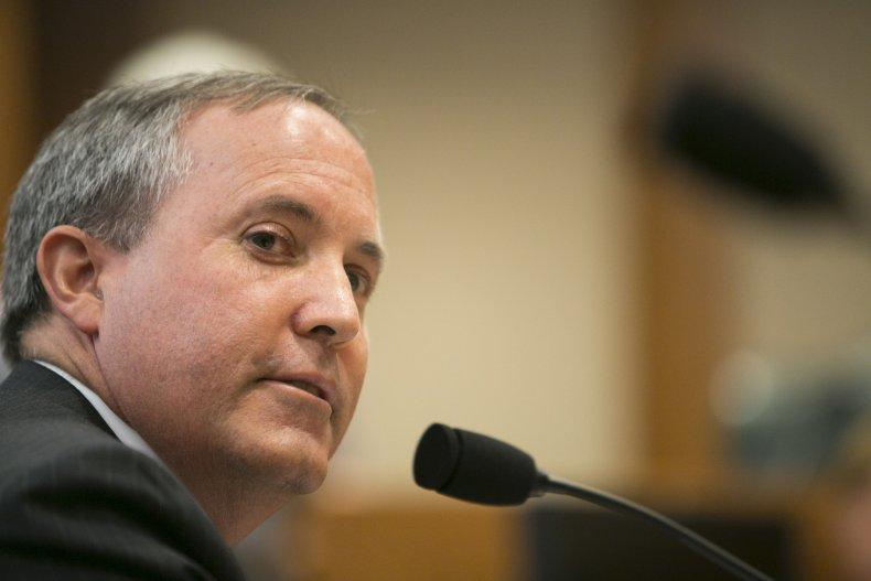 Ken Paxton testifies before Senate Committee