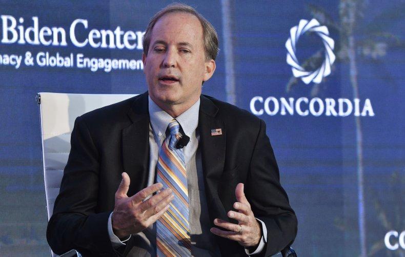 Ken Paxton, Alabama Lousiana Wisconsin election lawsuit