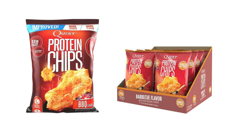 BBQ Protein Chips by Quest Nutrition