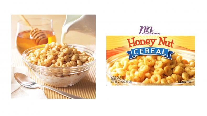 HealthSmart Honey Nut Cereal