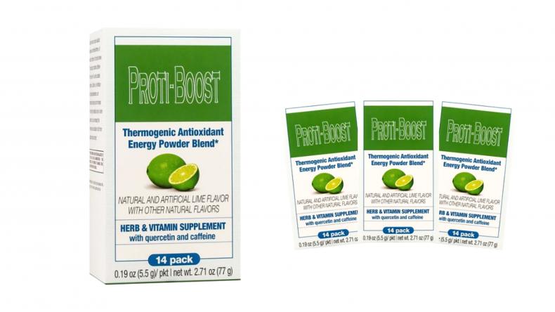 Proti-Boost - Thermogenic - Antioxidant - Energy