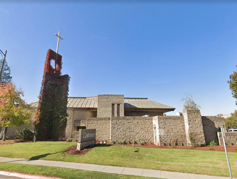 Church Fined