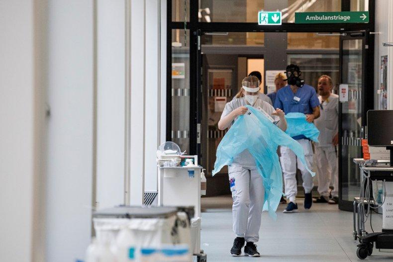 stockholm hospitals coronavirus