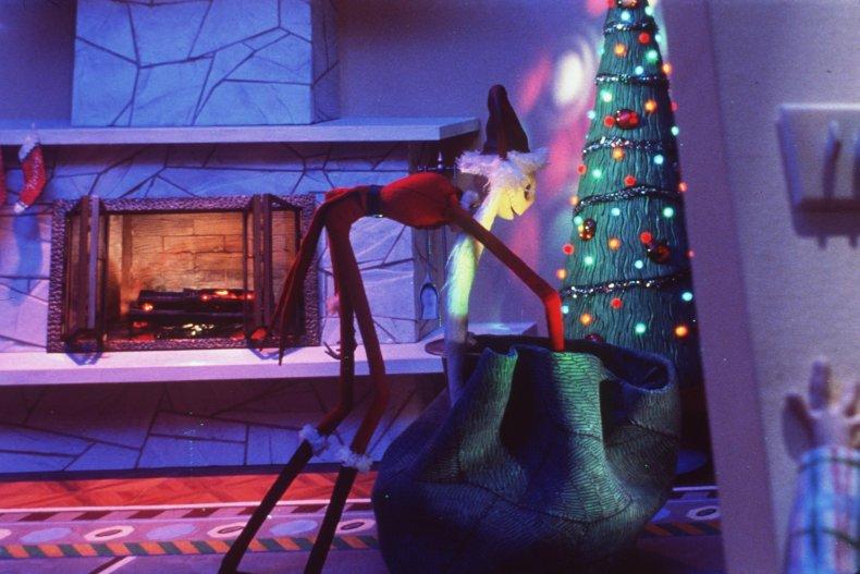A Nightmare Before Christmas Movie Still