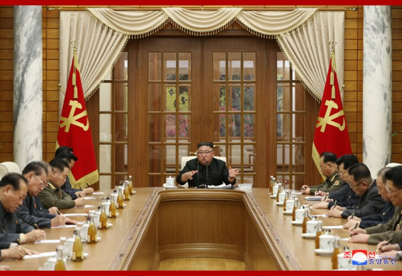 north, korea, kim, jong, un, meeting