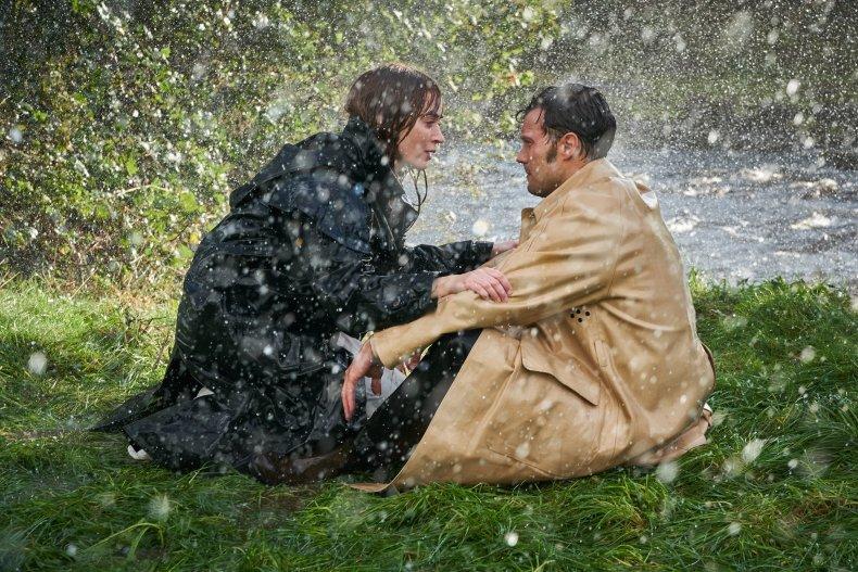 Emily Blunt Jamie Dornan Wild Mountain Thyme
