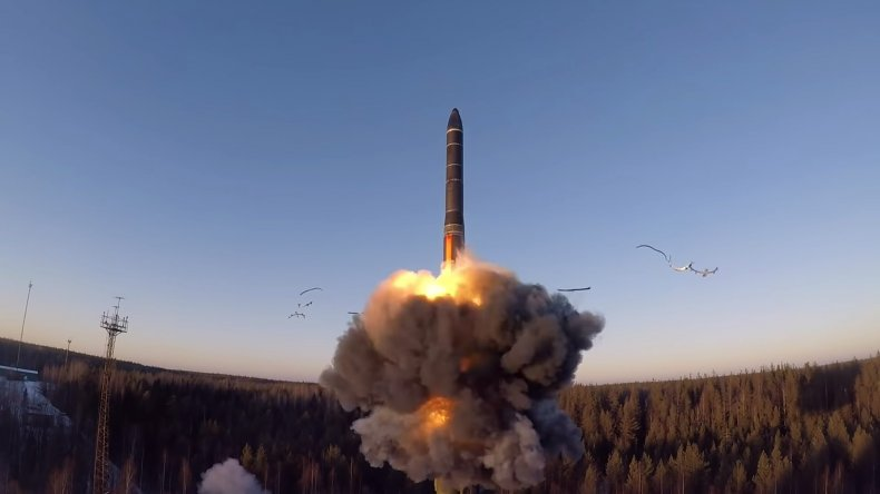 russia, yars, missile, test, launch
