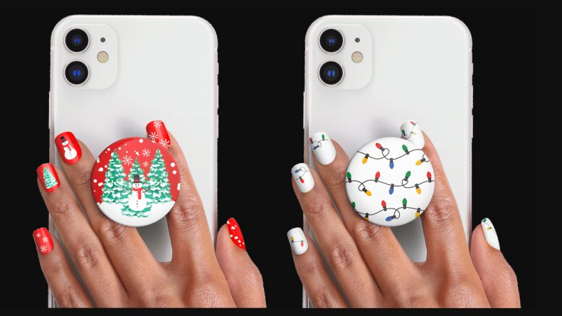PopSockets Nails and PopGrips