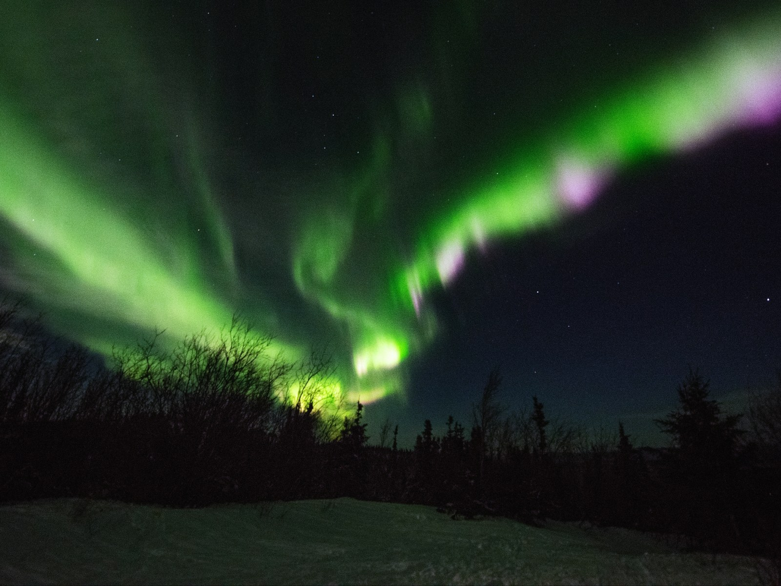 Where You Can See The Northern Lights In U S This Week