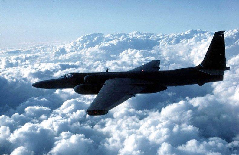 USAF U-2 Spy Planes
