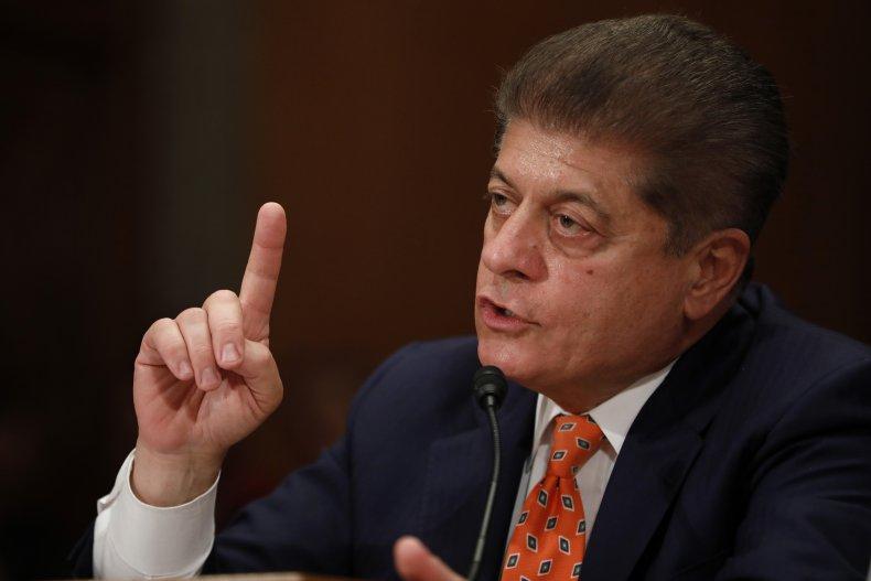 Judge Andrew Napolitano Testifying Before Congress