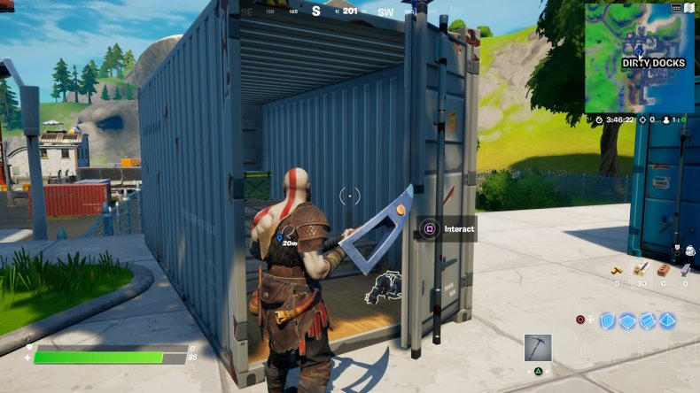 fortnite car part location 3 gameplay