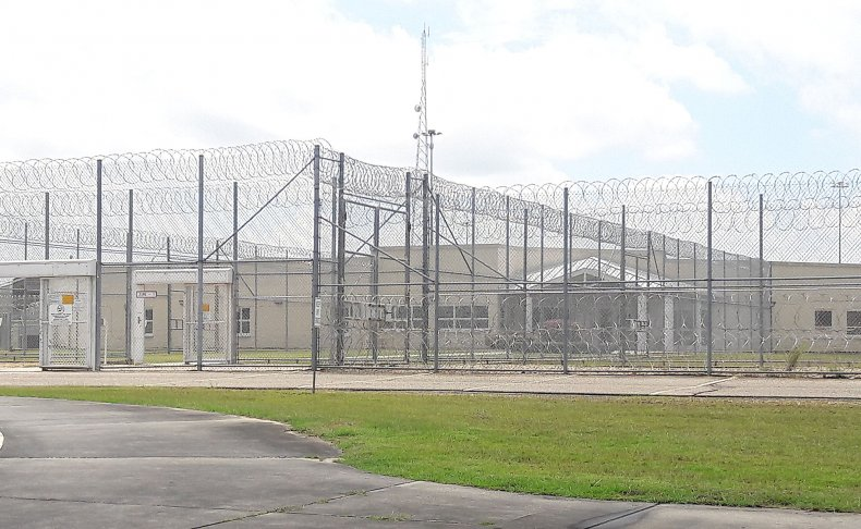 Photos by the Mississippi Department of Corrections