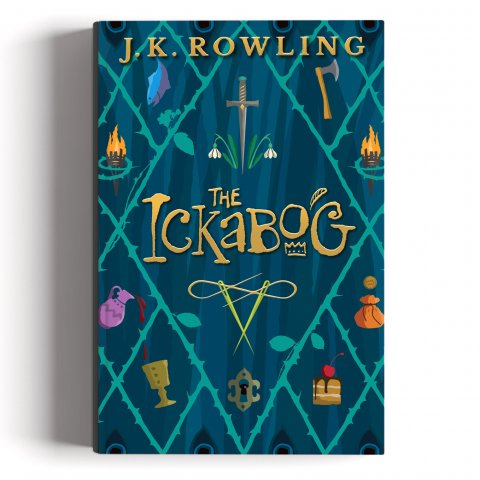 Books_The Ickabog By J.K. Rowling