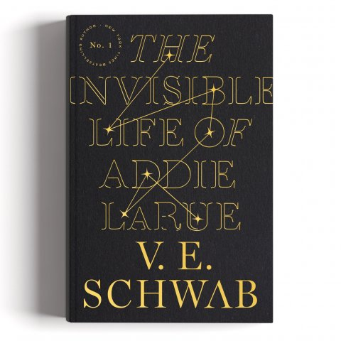 Books_The Invisible Life of Addie LaRue