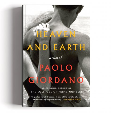 Books_Heaven and Earth By Paolo Giordano