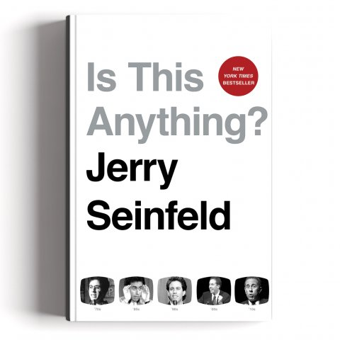 Books_Is This Anything? By Jerry Seinfeld
