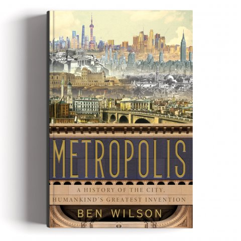 Books_Metropolis- A History of the City, Humankind