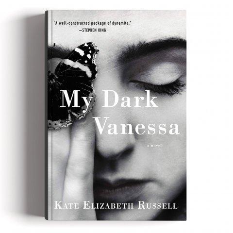 Books_My Dark Vanessa By Kate Elizabeth Russell
