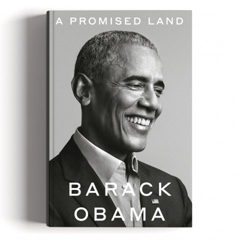 Books_A Promised Land By Barack Obama