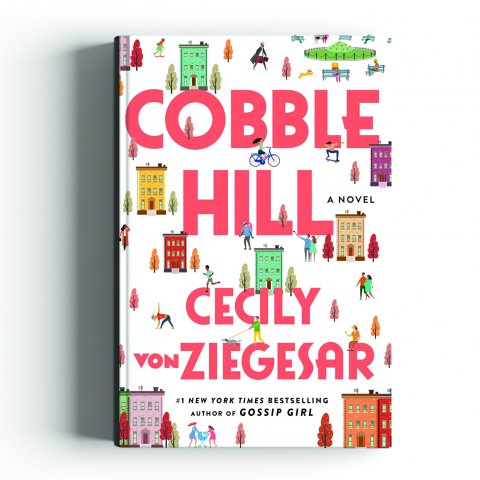 Books_Cobble Hill By Cecily von Ziegesar