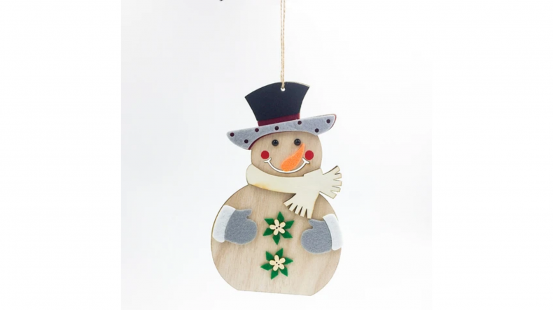 snowman-pendant