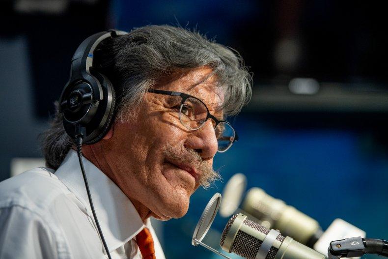 Fox News contributor Geraldo Rivera