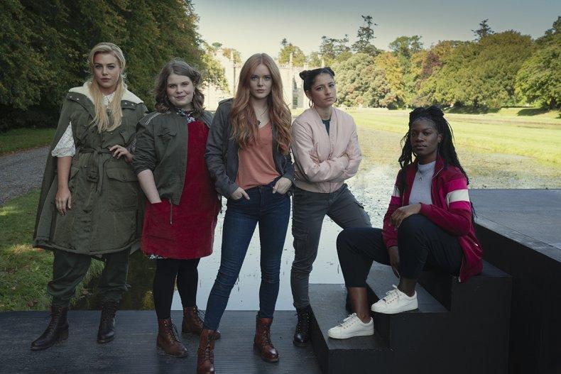the winx club reboot cast