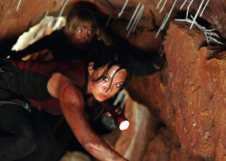 The Descent (2005)