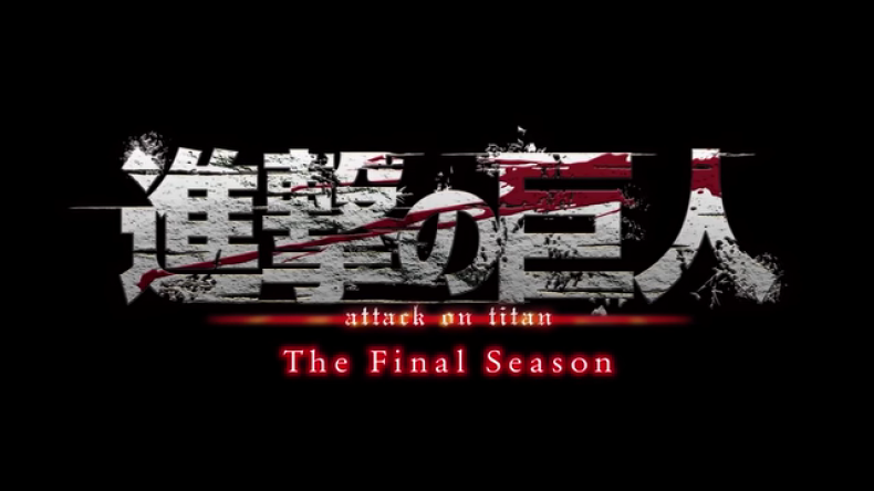 attack on titan season 4 logo