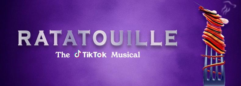 Ratatouille Musical Poster TikTok