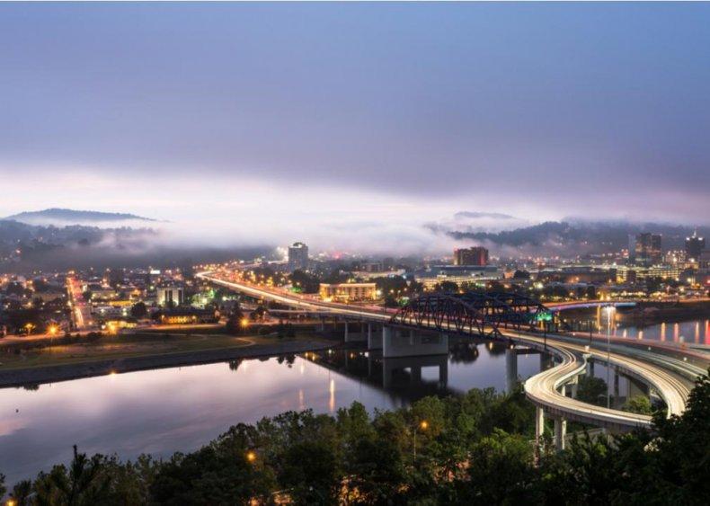 #1. West Virginia