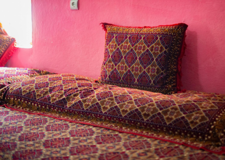 Afghanistan: Bedrooms are for more than just sleep