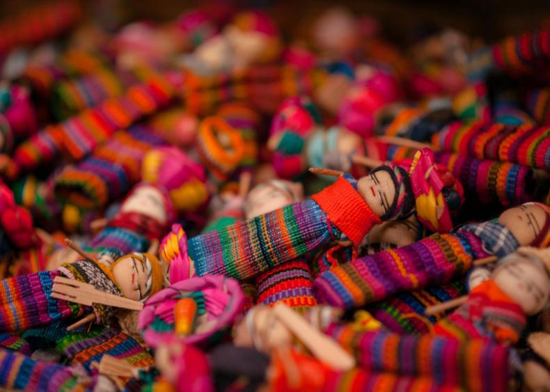 Guatemala: Worry dolls promote stress-free sleep