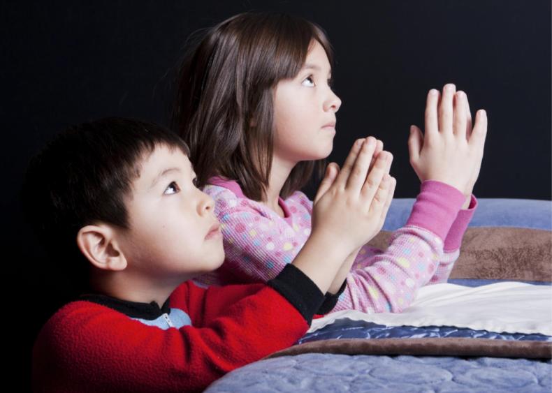 Mexico: Prayers come before sleep