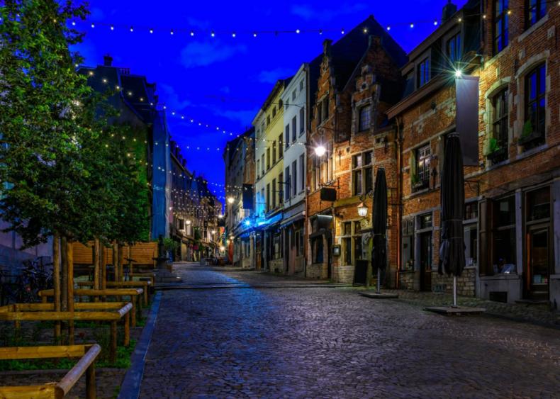 Belgium: Earliest bedtime in the world