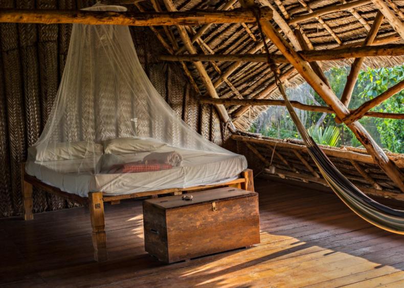 Sub-Saharan Africa: Sleep under a net to stop bug bites