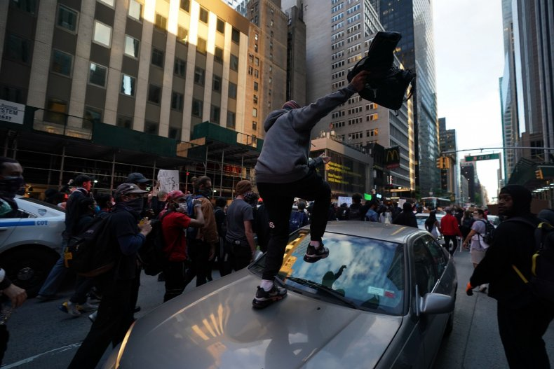 GOP Proposals Could Legalize Drivers Striking Protesters