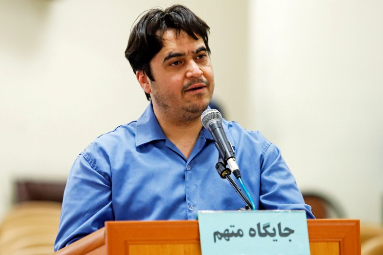 Dissident journalist Ruhollah Zam executed by Iran